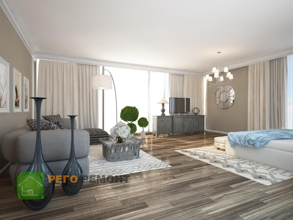 Ремонт комнаты в Санкт-Петербурге - Цены на ремонт
