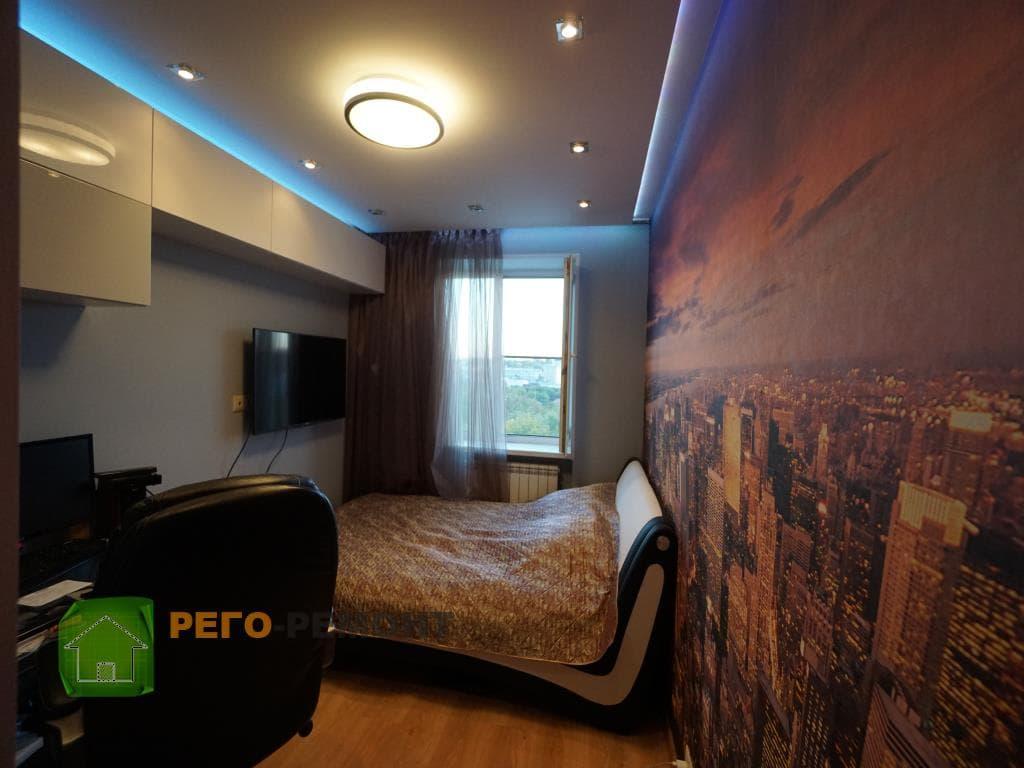 Ремонт однокомнатной квартиры - стоимость (смета) ремонта
